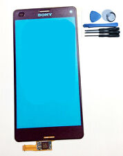 original black Touch Screen for Sony Xperia Z3 Mini Compact D5803 D5833