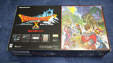 Dragon Quest X 10 Rare Japanese Black NTSC-J  Wii System Console Boxed