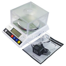 600g x 0.01g Accurate Electronic Digital Scale Weighing Balancer F Jewelry Gram