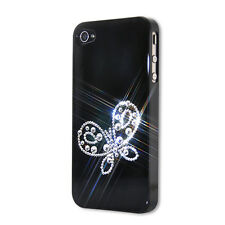 PlayBling - Grande Butteryfly - Swarovski Crystal Apple iPhone 5 / 5S Case