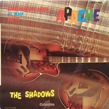 THE SHADOWS Apache Quartermaster's Stores Jet.. FR Press Columbia ESRF 1336 EP