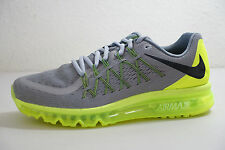 MEN'S NIKE AIR MAX 2015 ANNIVERSARY PACK SHOES SIZE 9 reflect silver 724367 007