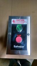 Salvajor remote disposer on off start stop control switch