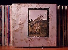 Led Zeppelin IV ZOSO LP ♫ ULTRA RARE EX Record Club Porky Pecko Duck Pressing ♫