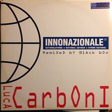 LUCA CARBONI • Inno Nazionale • Vinile 12 Mix • 1995 FLYING
