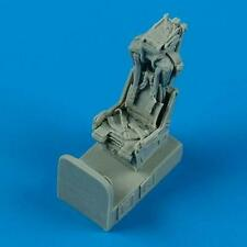 Quickboost 1:72 F-8 Crusader Ejection Seat w Safety Belts Resin Update #QB72-406