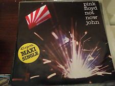 "PINK FLOYD - NOT NOW JOHN 12"" MAXI SPAIN EMI 1983 GILMOUR WATERS"