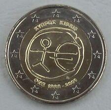 """2 Euro Zypern 2009 """"10 Jahre WWU"""" unz"""