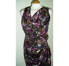 PHASE EIGHT VERITY PRINTED DRESS 8 BRAND NEW WITH TAG