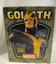 BOWEN DESIGNS GOLIATH MINI Bust X-MEN MIB! Statue Maquette FIGURE Avengers