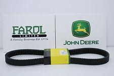 Véritable john deere gator drive belt M155037 4x2 hpx 4x4