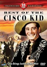 BEST OF THE CISCO KID 35 EPISODES New Sealed 3 DVD Set