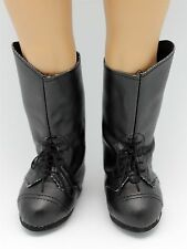18 inch Girl Doll Clothes Shoes Tall Equestrian Riding Boots American seller