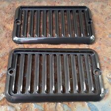 MAZDA FAMILIA 1000 1200 1300 Pickup Truck Louver Assy Roof Side Vent NEW(2 Pcs.)