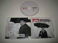 SASHA/GOOD NEWS ON A BAD DAY(WARNER/5051865-2581-2-4)CD ALBUM