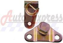 Tailgate Hinge Kit Right 2 Piece Replacement Metal Chevy Silverado 2003-2006 NEW