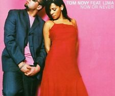 Tom Novy Now or never (2000, feat. Lima) [Maxi-CD]