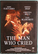 THE MAN WHO CRIED / L'UOMO CHE PIANSE - DVD