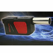 Cooking Fire Air Blower Fan BBQ Barbecue Hand Crank Gun Outdoor Camping Picnic