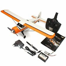 XK DHC-2 DHC2 A600 5CH 3D6G System Brushless RC Airplane Compatible Futaba USA