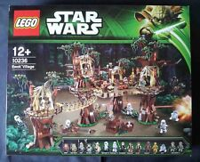 Brand New Original LEGO Star Wars Ewok Village 10236 RETIRED