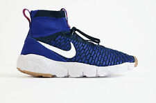 NIKE AIR  FOOTSCAPE  MAGISTA  FLYKNIT  MENS SHOES SIZE UK 13