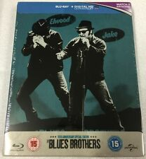 The Blues Brothers Steelbook - UK Exclusive Very Limited Edition Blu-Ray