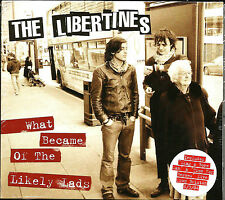 Pete Doherty LIBERTINES What Became w/ 2 RARE LIVE TRX CD Baby Shambles  SEALED