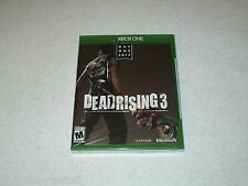 Dead Rising 3 Day One Edition Microsoft  XBOX One Unopened Sealed OOP FREE SHIP