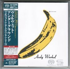 Sealed! VELVET UNDERGROUND JAPAN DSD SHM-SACD Ltd UIGY9028 w/Gatefold Sleeve+OBI