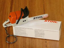 Stihl Keyring - Chainsaw with Sound - Genuine