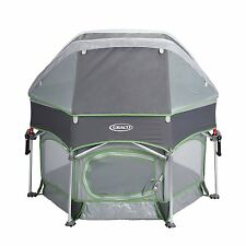 Graco Pack 'n Play Traveling Portable Outdoor Playard Sport, Parkside | 1926867
