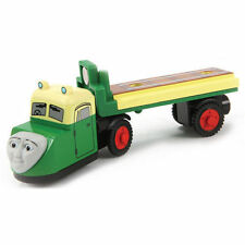 THOMAS THE TANK & FRIENDS-WOODEN MADGE FLATBED TRUCK - YELLOW LABEL 2010 **NEW**