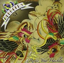 REDUCERS SF Raise Your Hackles LP NEW Yellow Vinyl Oi! Punk TKO