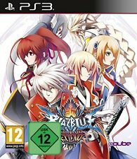 PS3 BlazBlue Chrono Phantasma Extend Neu&OVP Playstation 3