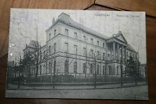 belgique CPA Courtrai, Palais de Justice circulée 1915 courrier FELDPOST