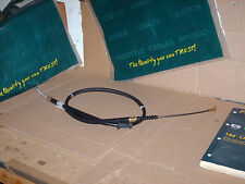 FIAT BRAVA MAREA 1.6i/ 1.8i/ 1.9TD 1996~03  L/H BRAKE CABLE FKB1976 REDUCED!!