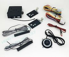 PKE car alarm push start stop button,keyless entry,remote engine start 904 RM1