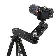 Travel Portable 24cm to 70cm mini camera slider adjustable DSLR video Slider