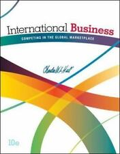 International Business - Competing in the Global Marketplace by Charles W. L. Hi
