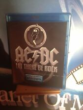 acdc let there be rock*BLU RAY*NUOVO
