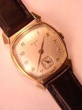 Vintage Avalon 1940's Elegant Man's/Lady's 10K G.F. Watch, Running Keeping Time
