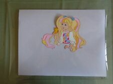 Lady Lovely Locks Original Animation Production Cel toy Commercial 12