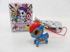 SCOOTER lightning bolt hero Unicorno Frenzies 2 Tokidoki Zipper Pull Phone Charm