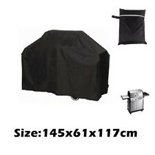"57x24x46"" Outdoor Waterproof BBQ Cover Garden Rain Dust Barbecue Grill Protector"
