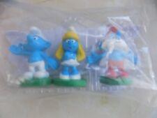 New - Cake Topper Smurfs