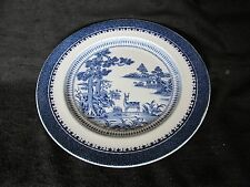 """BOOTHS CHINA ENGLAND LOWESTOFT DEER 6 5/8"""" BREAD PLATE (3 AVAIL)"""