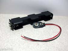 6.0 Volt DC  Battery Holder 4 x AA  Cells ~ B15