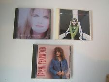 Trisha Yearwood 3 Country CD Lot Thinkin' About You Everybody Knows Self Titled