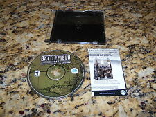 Battlefield 1942 The Road To Rome (PC, 2003) Game